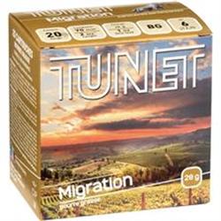 TUNET MIGRATION 20 PB6 X25