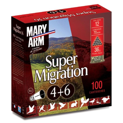 MARY SUPER MIGRATION 12 36G PB4/6 X100