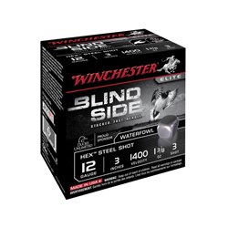 WINCHESTER STEEL BLIND SIDE 12/89 X25 46G P3
