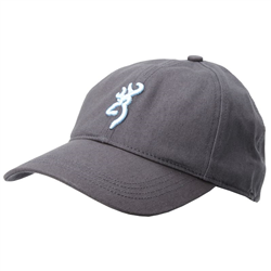 CASQUETTE BROWNING COTTON BLUE