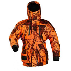 PARKA BROWNING XPO POLAIRE ORANGE XXL