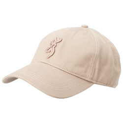 CASQUETTE BROWNING COTTON BROWN