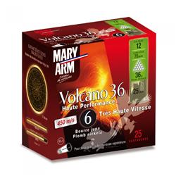 MARY PUMA VOLCANO PB 6 X25
