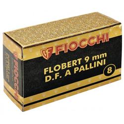 FIOCCHI 9MM FLOBERT X50
