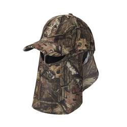CASQUETTE BROWNING FACE MASK QUIK