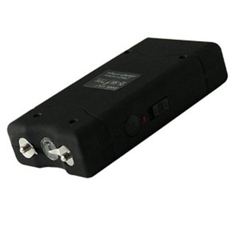 APPAREIL DE DEFENSE SHOCKER MOD800 POWER MAX NOIR LAMPE ACUArmurerieShocker tazer