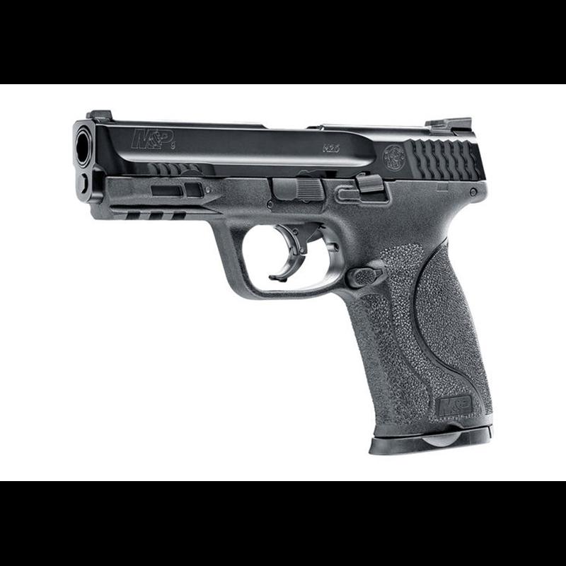PISTOLET UMAREX DEFENSE M&P9 ED POLICE CAL43ArmurerieArmes balles caoutchouc