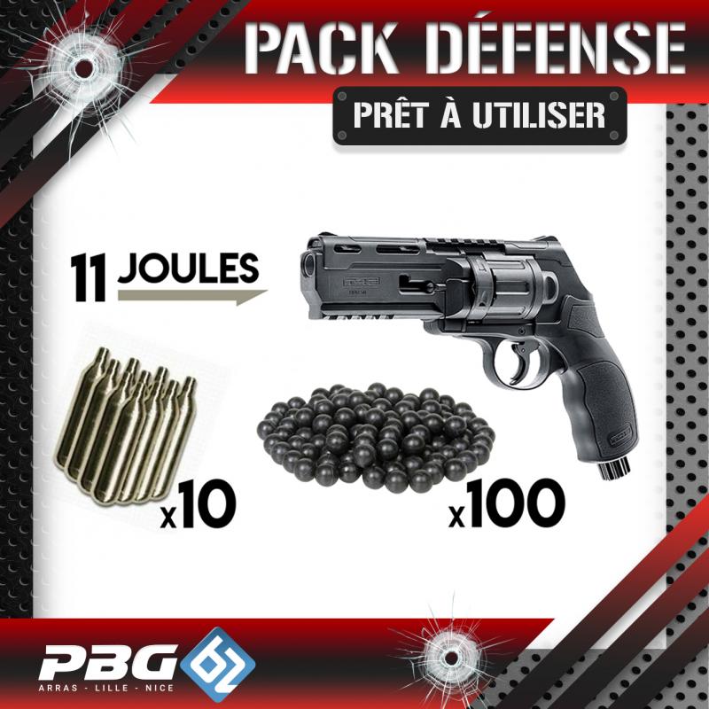 PACK DEFENSE UMAREX HDR50PBG 62 ArmurerieAccueil