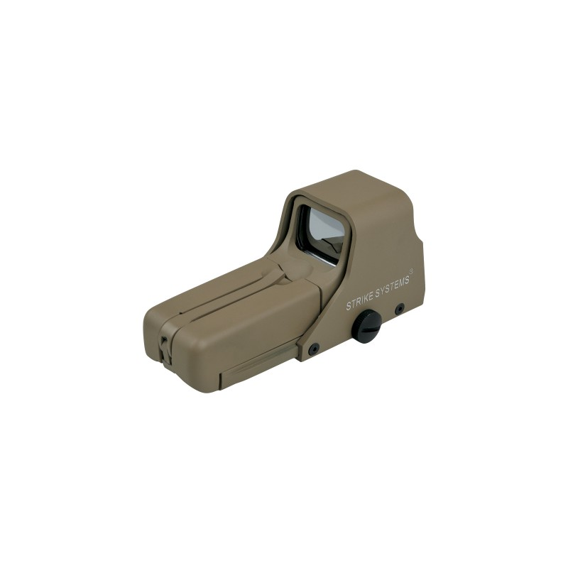 DOT SIGHT STRIKE SYSTEMS 552 TAN  ROUGE/VERTPBG 62 ArmurerieViseurs point rouge