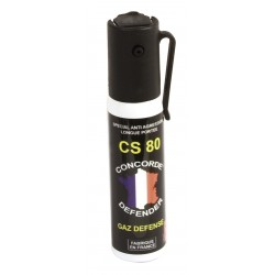 AEROSOL GAZ ANTI AGRESSION LONGUE PORTEE 25ML