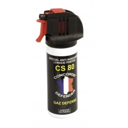 AEROSOL GAZ ANTI AGRESSION LONGUE PORTEE 50ML