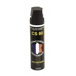 AEROSOL GAZ ANTI AGRESSION LONGUE PORTEE 75ML