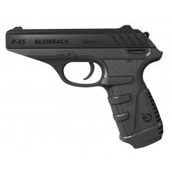 PISTOLET GAMO P25 BLOW BACK CAL 4,5