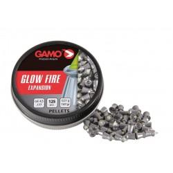 PLOMBS GAMO GLOW FIRE MASTER X125 PLOMBS, CAL 4.5