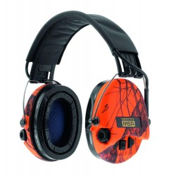CASQUE MSA SUPREME PRO X CAMO ORANGE