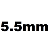 Plombs 5.5mm